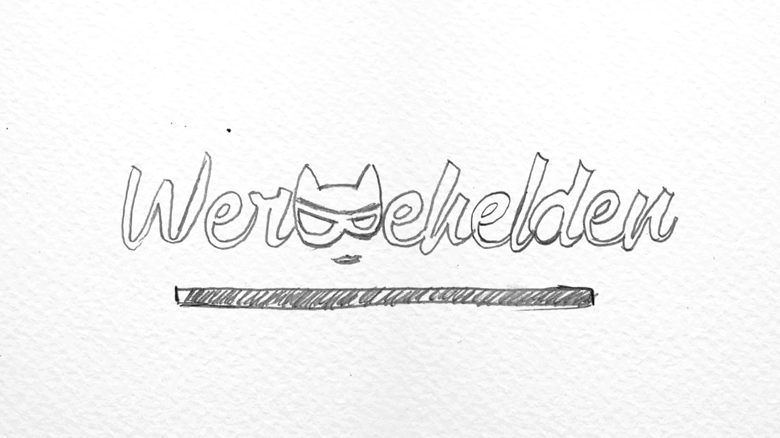 Werbehelden | werbehelden.com | 2019 (Logo Scribble 02) © echonet communication